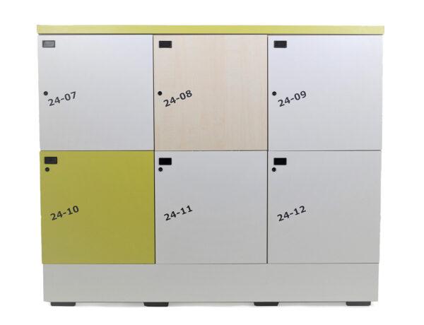 Ocaburo - rangement 6 casiers